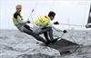 German sailor gets sick after Rio regatta-Image1