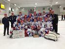 OMHA title the 'Stanley Cup' for OHF-bound Oakville bantam AA Rangers