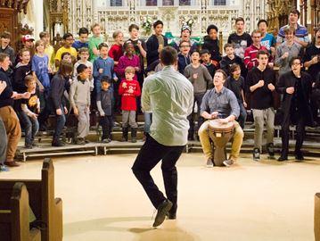 Raise Your Voice with Oakville Children's Choir Saturday