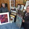 Sales of donated art will support African grandmothers/grandchildren