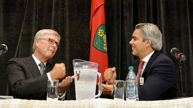 Aurora mayoral debate