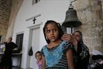Gaza church