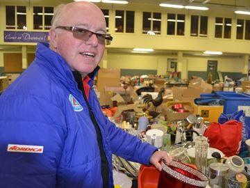 Collingwood Optimist Club raise $30k with Mother of All Yard Sales