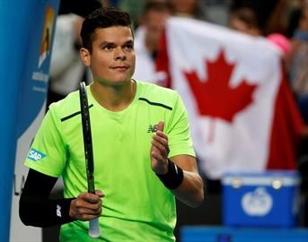 Raonic reaches Australian Open quarter-finals-Image1