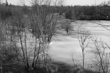Peterborough's John Kaune sent in these photos he took of the Otonabee River. Using a long exposure, he was able to capture a more unique look of the rushing river. Send your photos from across the region to mlacey@mykawartha.com