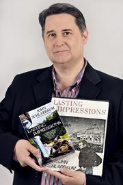 Oakville author hopes to make Lasting Impressions with re-release of thriller