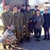 Port Perry cadets community clean-up
