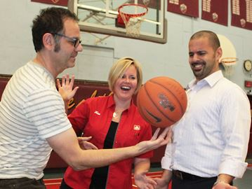 Roster for Harlem Ambassadors show in Alliston revealed
