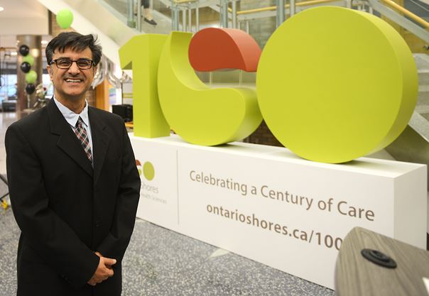 Whitby's Ontario Shores Centre for Mental Health Sciences marks 100 years of service