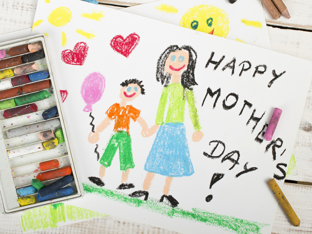 6 inexpensive things to do for mom on mother s day for Things to make for your mom for mother s day