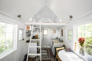 Tiny House Equals Big Benefits