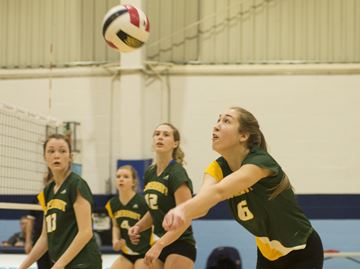 Aldershot wins first volleyball title since 1979