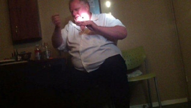 Infamous Crack Video Of Late Toronto Mayor Rob Ford Made