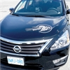 2015 Nissan Altima: A family car with fancy displays