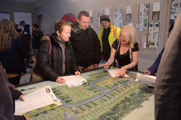 Bradley Homes hosts grand opening in Barrie
