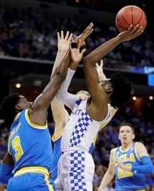 Elite 8-bound: Kentucky beats UCLA 86-75 in South semifinal-Image1