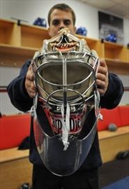 how to draw a hockey goalie mask hamilton bulldogs