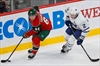 Staal scores twice as Wild beat Maple Leafs, 3-2-Image1
