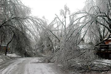Ice storm funding
