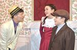 Barrie's KCP flies in with Mary Poppins