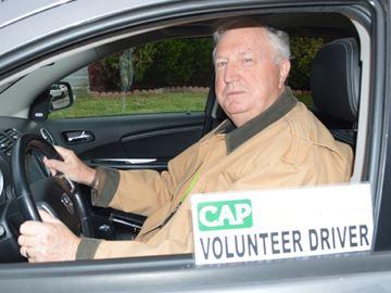 David Quinton , CAP driver