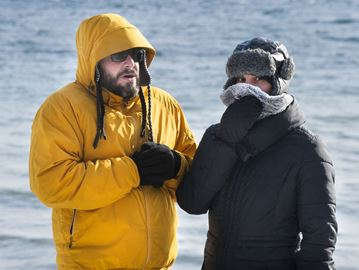 Deep chill expected in Halton this weekend