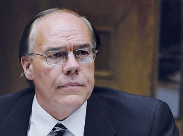Mayor Daryl Bennett