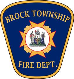 Brock FD logo