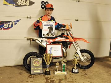ATHLETE OF THE WEEK: Cheltenham's Carney an off-road champ
