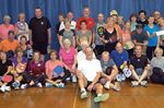 Midland Area Pickleball Club receives $500 from CIBC