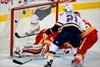David Perron, Blues down Flames 6-4-Image1