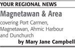 MAGNETAWAN AND AREA NEWS