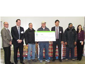 Burlington avocado distributor gets paid for electrical capital upgrade