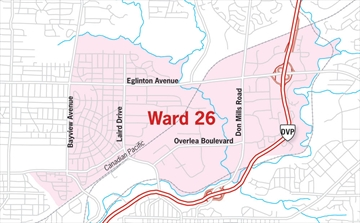 Ward 26 - Don Valley West