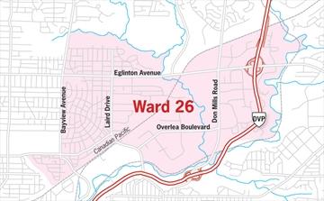Ward 26 - Don Valley West