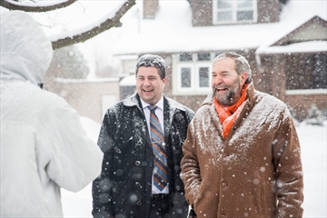 NDP nominates incumbent MP Dan Harris to run again for Scarborough Southwest in federal election-image1