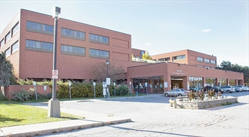 Scarborough Hospital-Birchmount site