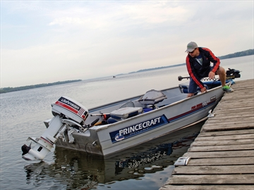 Parking hikes to come at Port Perry boat launch