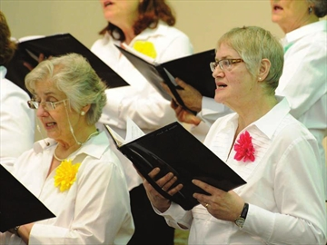 West Ottawa Ladies Chorus looking for new talent– Image 1