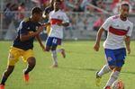 Toronto FC II drop 1-0 decision to New York Red Bulls II; meet FC Montreal Sunday in Vaughan