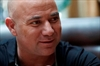 10 years after last pro match, Andre Agassi visits US Open-Image2