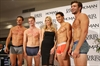 HEIDI KLUM MAN LAUNCH