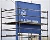 U.S. Steel scaffolding