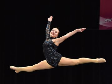 Beamsville dancer Poland bound