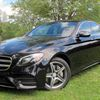FIRST DRIVE: Intelligence and performance in a luxury package with the E-Class sedan