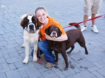 2016 Georgian Triangle Humane Society Friends For Life Walkathon