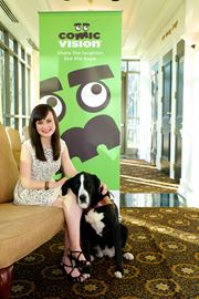 Oakville's Molly Burke to speak at Comic Vision tour stop Wednesday