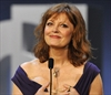 Susan Sarandon, shown at the San Sebastian Film Festival in Spain on Friday, Sept. 21, will be in Kitchener for the Grand River Film Festival on Oct. 20.