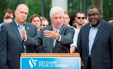 Gilles Duceppe talks up past Bloc exploits-Image1