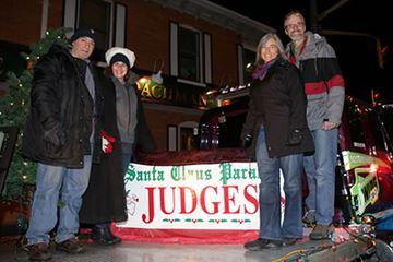 2016 Flamborough Santa Claus Parade